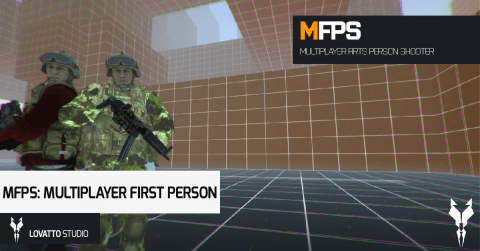 MFPS: Multiplayer First Person Shooter